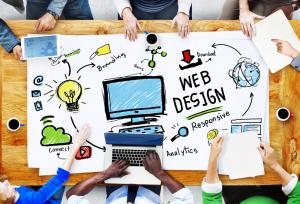 خدمة تصميم مواقع الانترنت